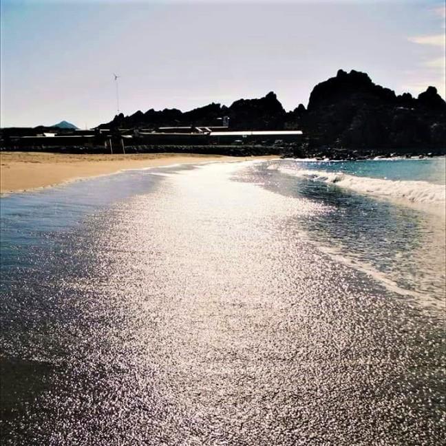 Playa Caleta Pan de Azúcar.