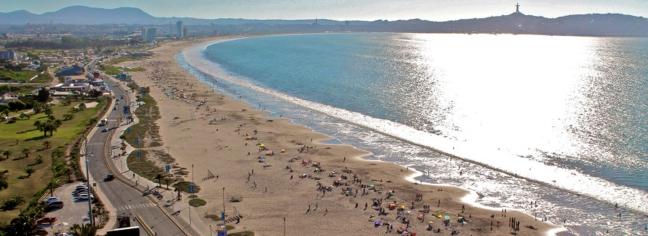 PLAYA LA SERENA COQUIMBO CHILE TREKANWE TOURS
