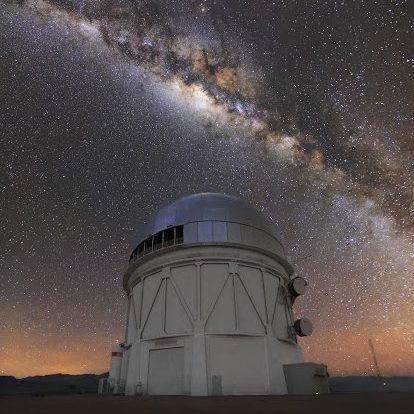 observatorio el tololo - coquimbo - trekanwe tours