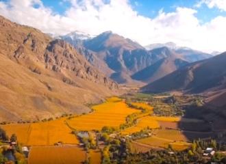 Valle del Elqui, Coquimbo, Chile. Trekanwe Tours.